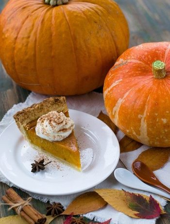 Pumpkin Pie Autumn Pumpkin Orange